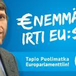 Miksi lähdin ehdokkaaksi europarlamenttivaaleihin?