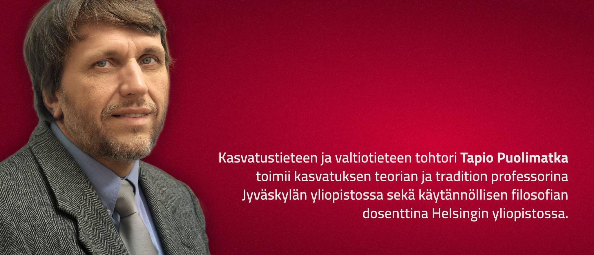 Tapio Puolimatka