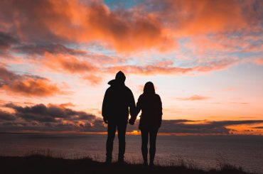 Mies ja nainen yhdessä
