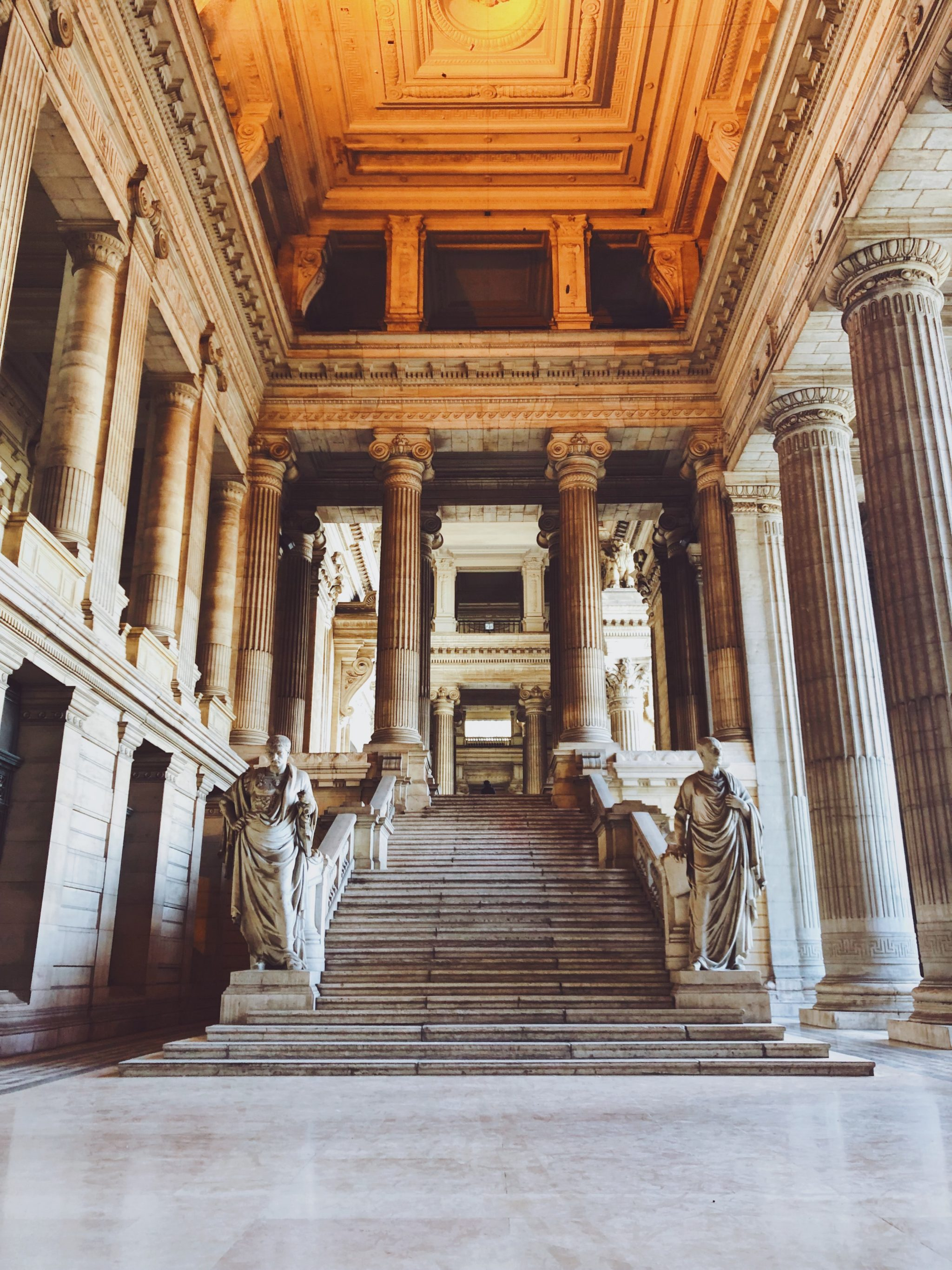 Palais de Justice, Bryssel, Belgia